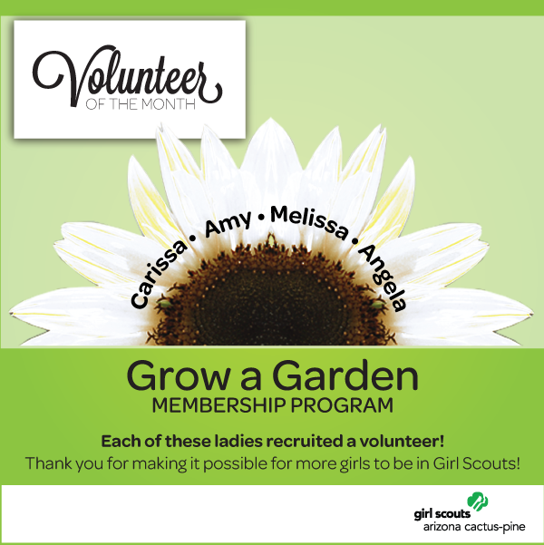 otm volunteers get recognized for offering the girl scout